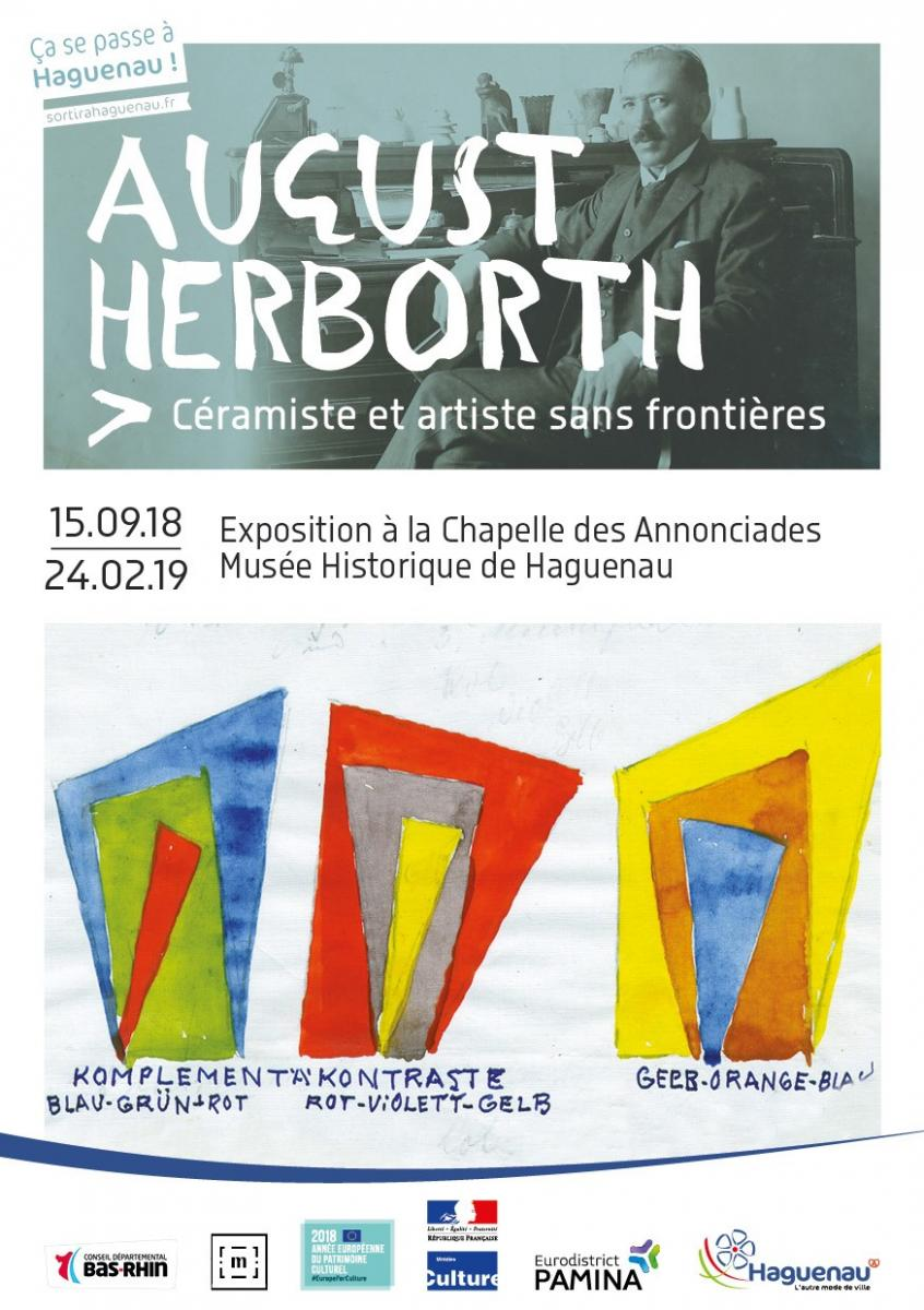 Exposition August Herborth